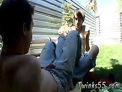 Naked men Hot Boys Foot Fun Fucking!
