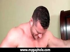 White twink drilling ass hole 18