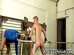 Porno gay masturbations The fellow has a real mean streak, making him