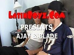 Latinboyz Ajay &amp_ Blade