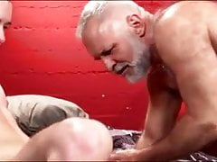 18 year old boy gets pounded by grampa