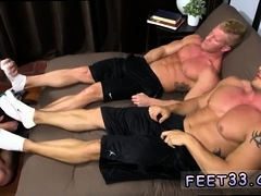Free gay twink feet after work vids Ricky Hypnotized To Wors