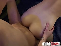 Fresh Alex Silver anally penetrated by naughty twink
