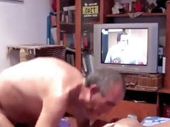 Mexican Daddy and boy on webcam 1