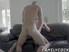 Stepfather wants forbidden sex with his stepson