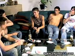 Gay porns free twinks and sperm filled ass with orgy movies The Poker Game