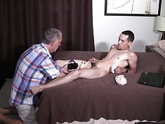 Straight Guy Takes Turns With Daddy