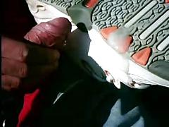 Mein Geiler Sneakers wix 3 Wank Yerk my cock
