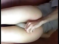 self play boy's anal