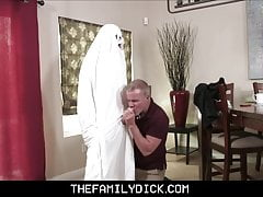 Young Skinny Twink Boy Stepson Family Sex With Stepdad On Ha