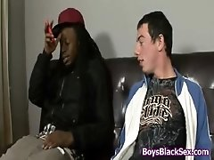 BlacksOnBoys - Nasty sexy boys fuck young white sexy gay guys 04