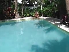 latin pool boy