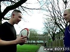 Boys bikinis gay porn Rugby Boy Gets Double Teamed