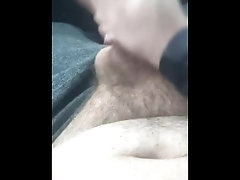 Jerking in car ( almost caught so had to stop)