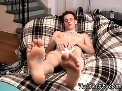 Gay twinks Jarrod Teases And Strokes