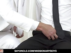 President Beau Reed Teaching Missionary Boy A Trust Lesson