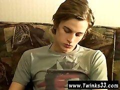 Gay sex Ayden&#039_s Smokin Self-Facial!