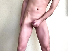 MY NICE BUTT AND BIG DICK / GUY CUMMING / BLACK CLOTHES