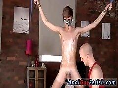 Hot gay ass hair trim Kieron Knight loves to gargle the hot jism