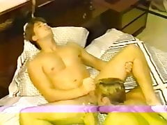 Duke Tyler as a young twink top - get rimmed, fucks
