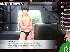 So much cum he goes dumb  Hiiragi's Practice Diary - Part 2