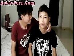 Skinny Chinese Twinks Fuck