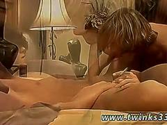 Hairy crotch male gay porn These 2 smoke rockhard and plow even harder - R