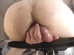 self fucking - can't cum yet & toys