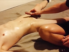 Edging a Twink for more then one hour - Cumcontrol