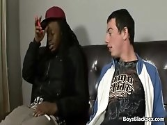 BlacksOnBoys - Black gay boys fuck teen white sexy dudes 04