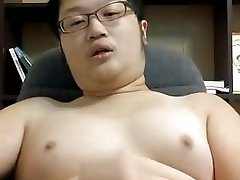 Young Taiwanese Chubby