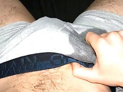 Sluts ends long edging session with 2 cum loads