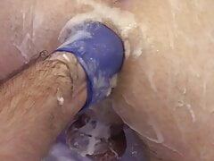 Develop his hole