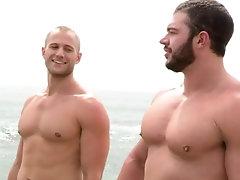 Sean Cody - Arnie & Blake Bareback - Gay Movie