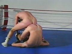 Canadian Nude Pro Wrestling 3