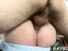 Explicit cock riding with gays