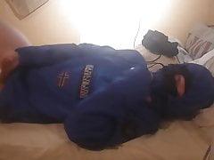 I jerk off and cum on my Napapijri jackets