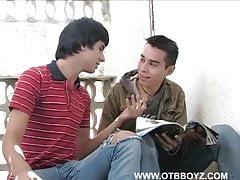Latin Twinks Mauro and Fernando Fucking