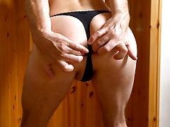 Tanga ass and gape sept 2014