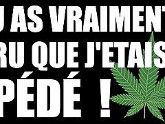 MON POTE ESSAYE DE ME SUCER LA BITE ! - AUDIO FR