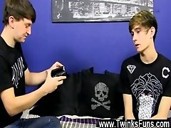 Gay jacking off another male An Extreme Interview For Dakota