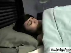 Homo emo gay porn first time Roxy Red wakes up roped to a table and