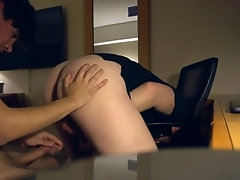 Doing My Homework But A Twink Appeared Wanting that JUICY COCK