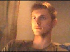 TRAVIS HARMS: HANDSOME MASTURBATOR STRIPPER